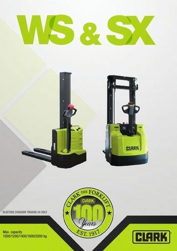 015 Brochure CLARK WS SX EN 4579623
