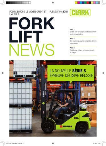 FR CLARK Forklift News 118